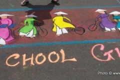 2004 TRF: Chalk Walk