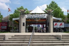 Germanfest 2005 at Headwaters Park East