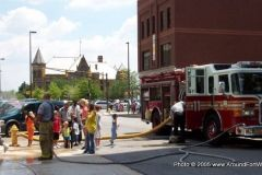 2005 TRF: FWFD provides cool-down