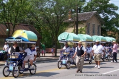 2006 TRF: End of the parade route