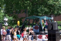 2006 TRF: Freimann Square bands