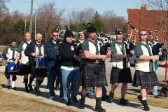 The Fort Wayne Fire Fighters Pipes & Drums Local 124