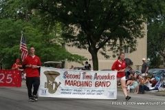 Second Time Arounders Marching Band