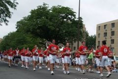 Concordia Lutheran High School March Band