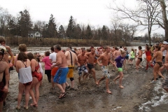 The 2009 Polar Bear Plunge