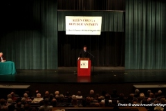 Ric Runestad, candidate for the GOP Chairmanship