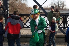 Fort Wayne's own Leprechaun