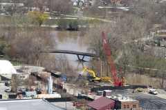 NIPSCO remediation and St. Mary's River