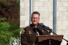 Allen County Sheriff Chief Deputy David Gladieux