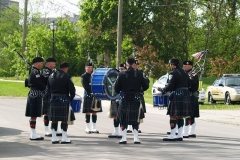 FWPD Pipe and Drum Brigade