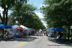 Historic West Main Street Art Festival