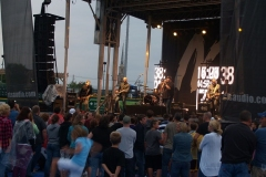 MercyMe in concert