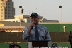 County Commissioner Bill Brown