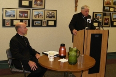Bishops Kevin Rhoades and John D'Arcy