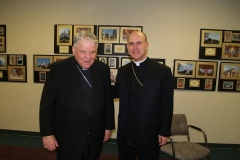 Bishops D'Arcy and Rhoades