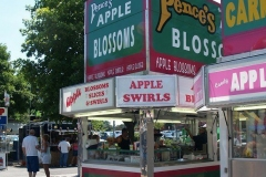 2010 TRF: Pence's Apple Blossoms