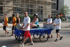 2010 TRF Bed Race: West Central Mayhem