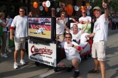 2010 TRF Bed Race: Champion's