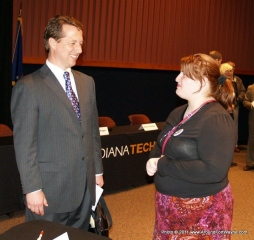 ACGOP Debate: Eric Doden and Hayley Morning
