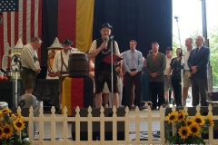 Germanfest Committee President Mark Critchfield