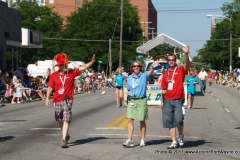 2011: Three Rivers Festival Parade