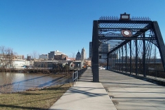 Historic Wells Street Bridge