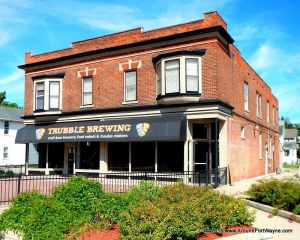 2015/08/22: Trubble Brewing on Broadway