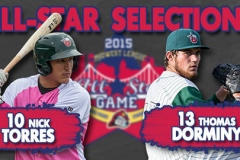 2015 All-star Selections