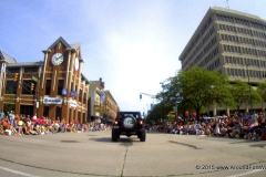 Inside the Three Rivers Festival Parade