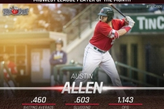 2016 April MWL Player of the Month