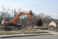 State Boulevard demolitions