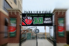 30 days until opening day!