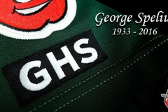 George Spelius patch
