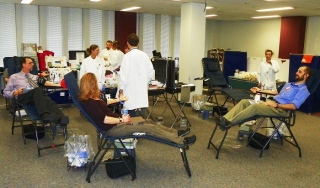 City-County Winter Blood Drive