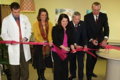 2013/01/21: Ribbon cutting