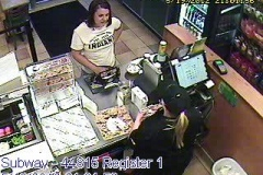Quick change scam suspects
