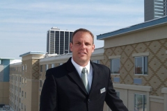 Andy Crowel, Courtyard by Marriott General Manager