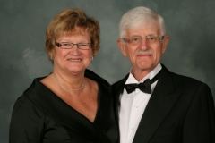 Dr. Rudy and Rhonda Kachmann