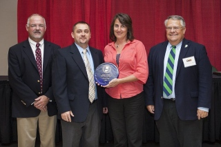 City of Fort Wayne Solid Waste Department receives Governor's Award for Environmental Excellence