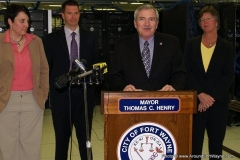 2011/04/14: Mayor Tom Henry