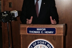 2011/04/18: Mayor Tom Henry