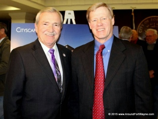 2015/01/18: Mayor Tom Henry and Scott Sorensen