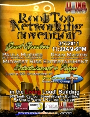 RoofTop Networking Convention