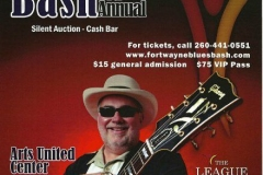 3rd Annual Blues Bash