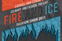 Fire and Ice Fashion Show 2013
