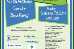 North Anthony Block Party