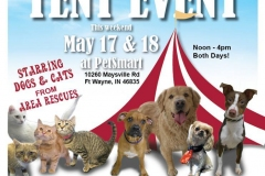 Adoption Tent Event