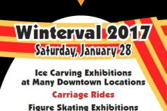 2017 Winterval poster