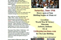 Farnsworth Museum sale