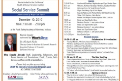 Social Services Summit